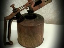 انواع چراغ های قدیمی بخاری نفتی رادیو ضبط  در شیپور-عکس کوچک