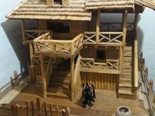 خانه چوبی نسوز  در شیپور-عکس کوچک