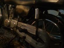 موتور. سیکلت فروشی. در شیپور-عکس کوچک
