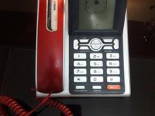 تلفن ثابت تکنوتل با صفحه نمایشگر بزرگ و متحرک در شیپور-عکس کوچک