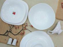 سرویس های آرکوپال سفید ساده بدون گل 26پارچه6نفره در شیپور-عکس کوچک