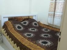 تخت خواب با تشک و روتختی در شیپور-عکس کوچک