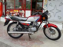 جی تی او 125 کاوازاکی در شیپور-عکس کوچک