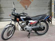 جی تی او125کاوازاکی در شیپور-عکس کوچک
