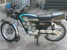 موتورسیکلت 200نیکتاز تر و تمیز در شیپور-عکس کوچک