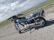 موتور سیکلت متین  در شیپور-عکس کوچک