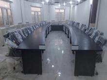 میز کنفرانس یو مبلمان اداری در شیپور-عکس کوچک