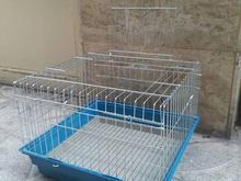 قفس خرگوش سایز 50*50 تحویل درب منزل در شیپور-عکس کوچک