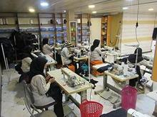 نیرو خانم برای کار در تولیدی لباس در شیپور-عکس کوچک