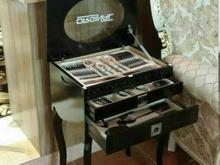 سرویس قاشق چنگال 42نفره 158پارچه  با میز در شیپور-عکس کوچک