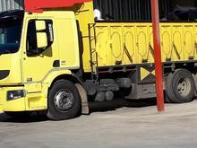 سلطان کامیونهای ده چرخ رنو پرمیوم 380 موتور تریلی در شیپور-عکس کوچک
