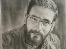 هنر فتورئالیسم(سیاه قلم) در شیپور-عکس کوچک