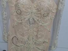 فروش لباس مجلسی سایز 40 نو نو مناسب عروس در شیپور-عکس کوچک