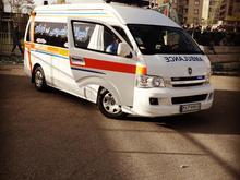 آمبولانس هایسH2L در شیپور-عکس کوچک