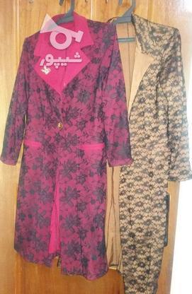 مانتو توری در گروه خرید و فروش لوازم شخصی در زنجان در شیپور-عکس1