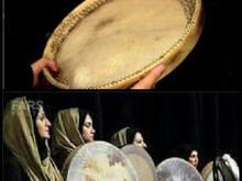 آموزش دف نوازی در کانون فرهنگی هنری تابان چترا  در شیپور-عکس کوچک