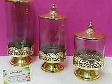 کندی طلایی سه تایی در شیپور-عکس کوچک