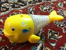 ماهی موزیکال.سالم در شیپور-عکس کوچک