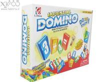بازی فکری دومینو 200 قطعه در شیپور-عکس کوچک