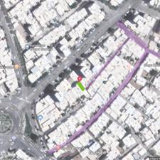 94 متر زمین نزدیک میدان امام حسین در شیپور-عکس کوچک