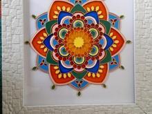 ویترای نقش سنتی در شیپور-عکس کوچک