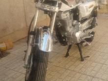 موتور سیکلت کبیر KM200 فول انژکتور  در شیپور-عکس کوچک