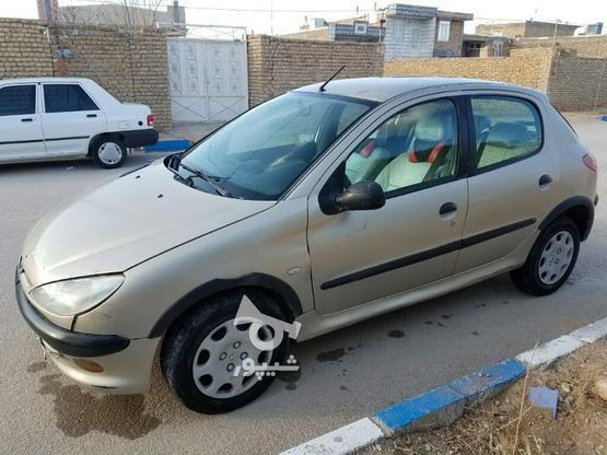 206 تیپ 2 مدل 82 در گروه خرید و فروش وسایل نقلیه در خراسان شمالی در شیپور-عکس1