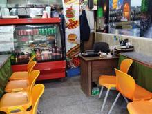 کار در ساندویچی اطراف حرم مطهر در شیپور-عکس کوچک