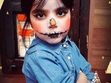 گریم صورت کودک  در شیپور-عکس کوچک