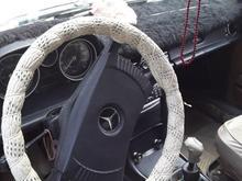 فروش ماشین سواری قدیمی کلکسیونی بنز ترو تمیز  در شیپور-عکس کوچک