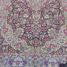 فرش دست بافت 9متری راور کرمان  در شیپور-عکس کوچک