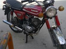کاوازاکی 100cc  مدل 62  در شیپور-عکس کوچک