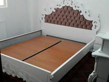 سرویس تختخواب دو نفره ابعاد 220*200 سانتی متر در شیپور-عکس کوچک