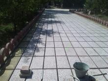 جدول کاری کفپوش سنگ فرش محوطه سازی  در شیپور-عکس کوچک