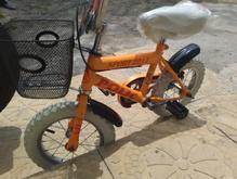 دوچرخه سایز12بچه گانه در شیپور-عکس کوچک