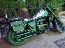 معاوضه موتورسیکلت کلاسیک با تفنگ پی سی پی  در شیپور-عکس کوچک