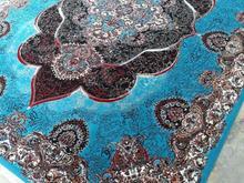 پانیذ آبی فرش طرح 700  در شیپور-عکس کوچک