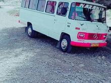 مینی بوس بنز مدل 71 سوخت فعال فروش  فوری در شیپور-عکس کوچک