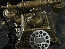 تلفن برنجی  در شیپور-عکس کوچک