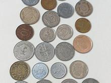 سکه های کلکسیونی 33عددهمه باهم در شیپور-عکس کوچک