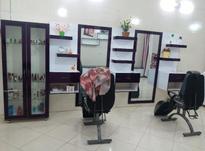 دکور آرایشگاه تمام ام دی اف هایگلس نو نو  در شیپور-عکس کوچک