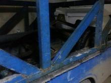 جابه جایی اهن الات ومیلگرد دوازده متری  دماوند در شیپور-عکس کوچک