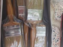 قلمو رنگ اریا دسته پلاستیکی و چوبی  در شیپور-عکس کوچک