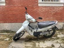 فروش موتور ویو سفید در شیپور-عکس کوچک