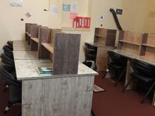 میز مطالعه تمام ام دی اف(mdf) دو نفره در شیپور-عکس کوچک