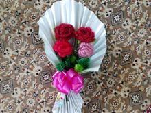 گل زیبا بافتنی قشنگ در شیپور-عکس کوچک