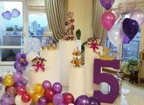 کرایه و اجاره میز و دکور تولد در شیپور-عکس کوچک