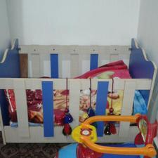تخت وگهواره نوزاد در شیپور-عکس کوچک