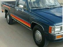 ماشین بدون رنگ مدل 1984بدون خط و خش صفر در شیپور-عکس کوچک