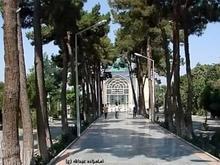فروش قبر در امام(زاده ابدالله) . در شیپور-عکس کوچک